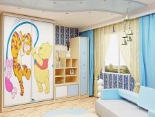 Детские шкафы-купе в Красноярске на заказ