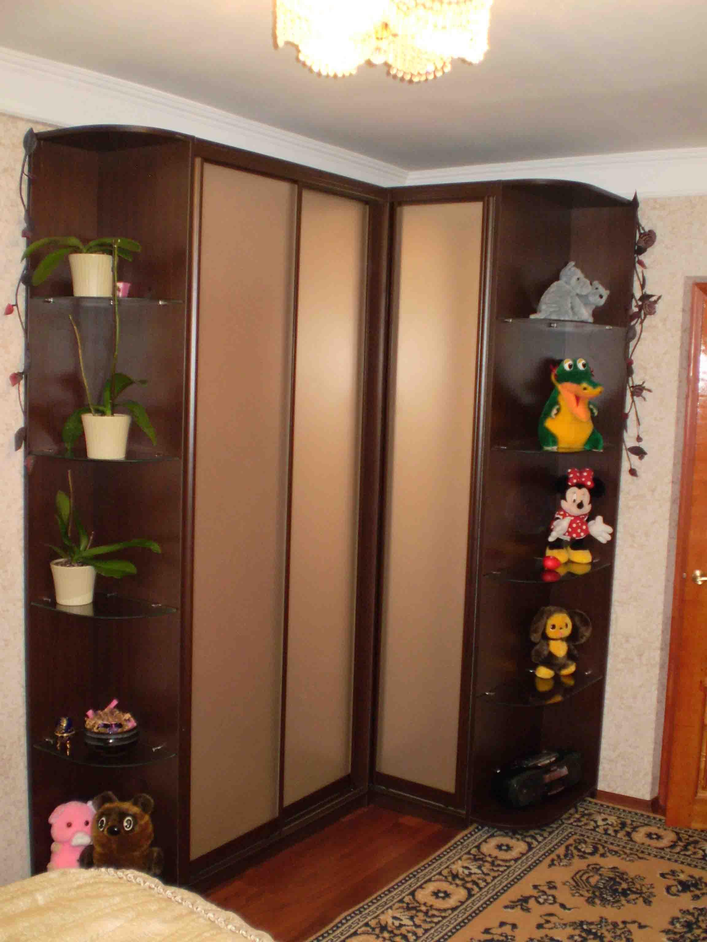 Заказать угловой шкаф-купе в красноярске, цены и фото.